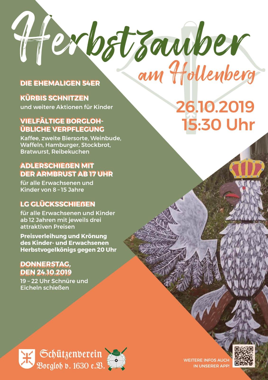 Herbstzauber am Hollenberg